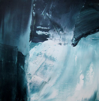 Jill Segal	Ocean Energy 3	16x16	oil paint and cold wax	 $7395.00